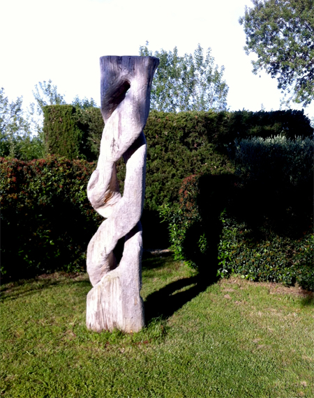 Sculpture de Marc Nucera